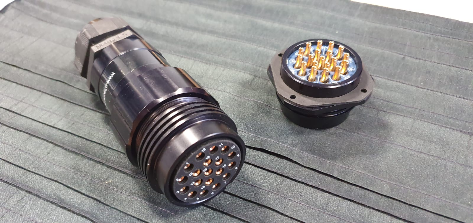 electrical rubber connectors