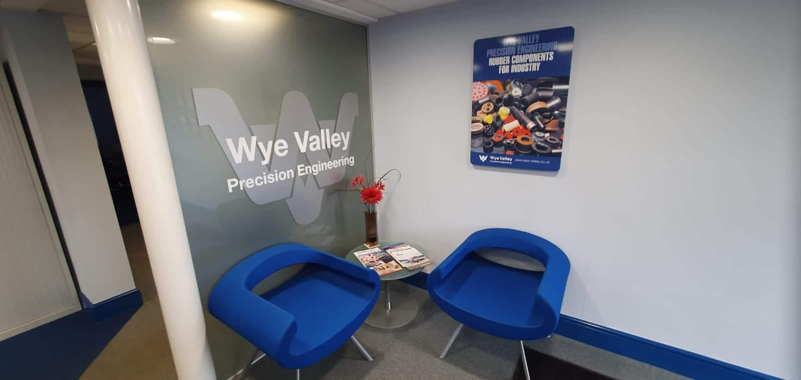Wye Valley reception