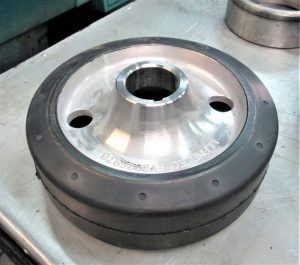 Tank Wheels: Top Rollers, Part Number: FV2026970