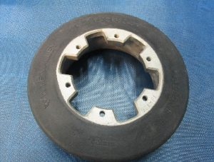 Tank Wheels: Top Rollers Part Number: FV2155249