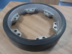Tank Wheels: TT Wheels (Track Tensioner Wheels), Part Number: FV2032251