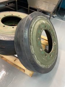 Challenger 2 Road Wheel FV2201974