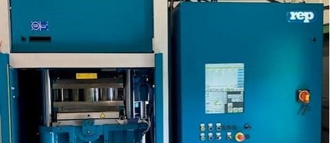 New Rep Rubber Injection Moulding Machine Image